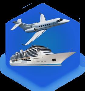 بیمه هواپیما و کشتی